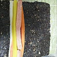 基础卷寿司(含寿司醋),反卷,握寿司,军舰寿司的做法图解17