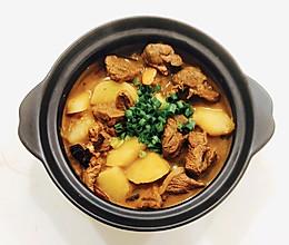 #美食新势力# 红烧牛腱炖土豆的做法
