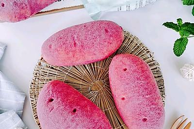 #金龍魚精英100%烘焙大師賽-愛好組-高筋#仿真紫薯餐包