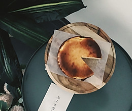#带着零食去旅行!#巴斯克焦芝士蛋糕的做法