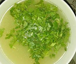 烤鸭鸭架汤的做法