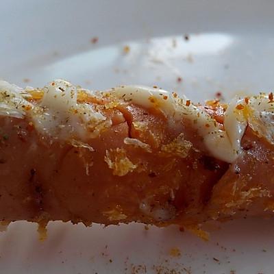 烤肠(可做热狗的)