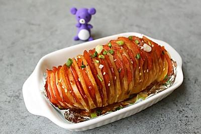 火腿风琴土豆