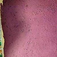 紫薯芝麻脆薄片#九阳烘焙剧场#的做法图解3