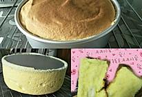 戚风蛋糕-八寸(详细步骤)的做法