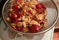 山楂草莓卷 山楂条 山楂片的做法