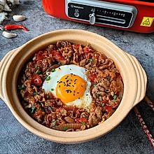 #全电厨王料理挑战赛热力开战!#番茄肥牛饭