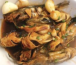 红烧昂刺鱼(黄辣丁)的做法