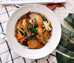 #今天吃什么#青蒜炒腊肉的做法