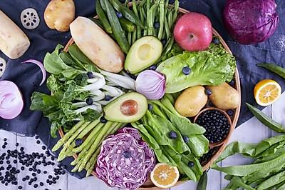 蔬果也该美容保鲜,这7个方法很有效