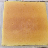 日式豆乳盒子蛋糕的做法图解12