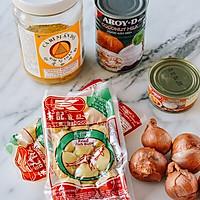 香港街头小吃   咖喱鱼丸的做法图解1