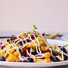 快手减酯早餐蔬果沙拉