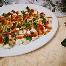 清蒸鲩鱼片