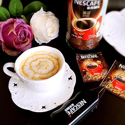 #变身咖啡大师之焦糖玛奇朵