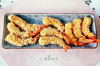 快手菜:虾