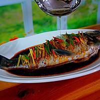 健康饮食----清蒸鲫鱼的做法图解10