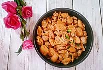 油豆腐炒瘦肉的做法