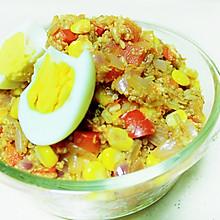 减肥食谱之好吃的燕麦藜麦拌饭