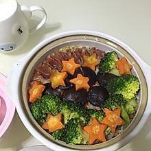 腊肠砂锅饭