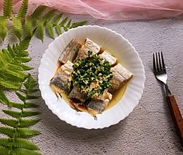 #肉食者联盟#清蒸带鱼的做法
