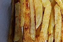 烤箱版薯条的做法