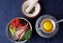 加拿大北极虾牛油果便当的做法