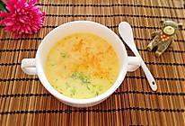 胡萝卜西兰花炖蛋的做法