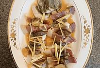 好吃不难做—古法蒸桂鱼的做法