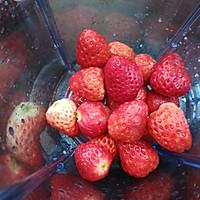 草莓布丁的做法图解4