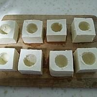 砂锅豆腐酿的做法图解5