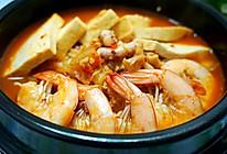 韩式海鲜锅#寻人启事#的做法