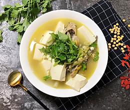 #快手又营养,我家的冬日必备菜品#昂刺鱼豆腐汤的做法