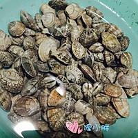 香辣花蛤的做法图解2