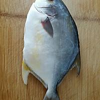红烧金昌鱼的做法图解1