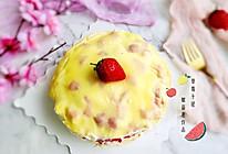 #百变水果花样吃#草莓千层蛋糕的做法