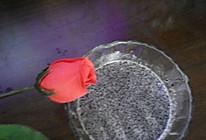黑芝麻白糖糊的做法