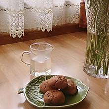 #520,美食撩动TA的心!#巧克力软曲奇