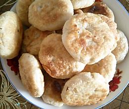 美味烧饼的做法