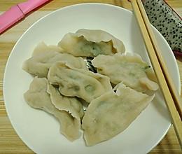 小白菜馅饺子的做法