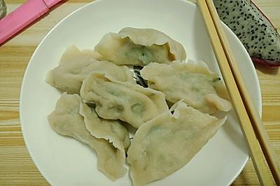 小白菜馅饺子