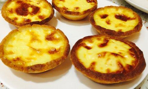 独家配方-西式蛋挞的做法