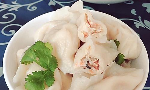 精品 | 虾仁三鲜饺子的做法