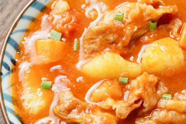 日食记 | 电饭煲番茄炖牛肉的做法
