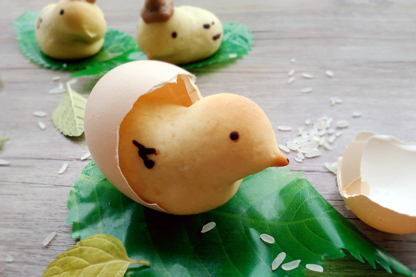 小鸡和风烧果子的做法