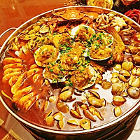 海鲜大咖(家常四种吃法烩)的做法图解6
