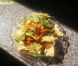 罗汉斋--亚运美食的做法