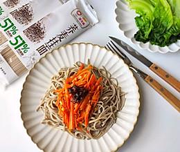 #下饭红烧菜#快手荞麦面的做法