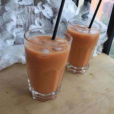 不去泰国也能喝到的泰式奶茶