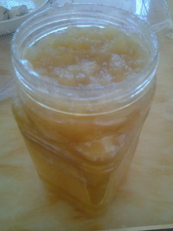 本晴家的美味苹果酱的做法